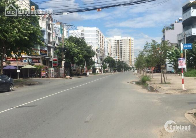 Cần bán lô đất MT Trần Văn Giàu, dt 4x14m2 có sổ hồng riêng