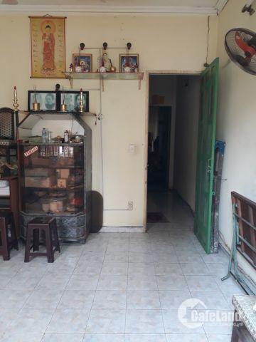 Nhà 1T 1L 4,2x18,5 Hẻm Nhựa 6m, Phan Huy Ích, P14, Giá 5.5 tỷ