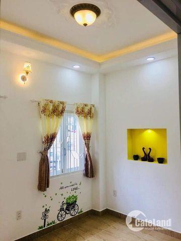 Nhà HXH Nở Hậu  Lê Quang Định , Gò Vấp 4x10 giá chỉ 4 tỷ 3 TL