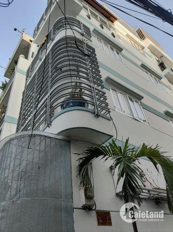 Bán nhà Huỳnh Văn Bánh, Phú Nhuận, 4 tầng, 70m2, 8.5 tỷ.