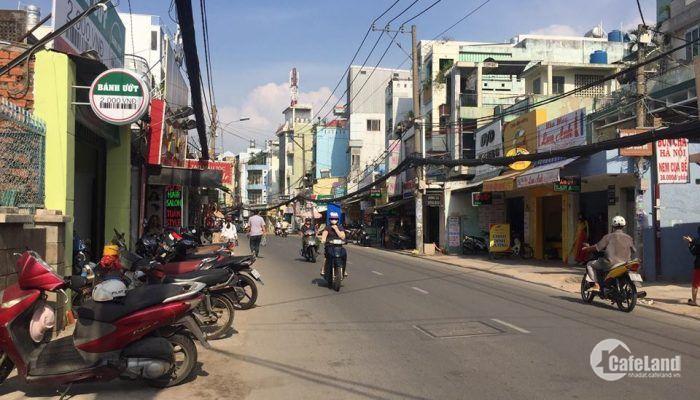Cần bán nhanh nhà mặt tiền Huỳnh Văn Bánh, P14, Quận Phú Nhuận.