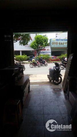 Nhà mặt tiền Cộng Hòa, phường 13, Tân Bình, Nở hậu đẹp