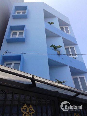 òng trọ cao cấp đường Lê Trọng Tấn Q.Tân Phú, 8x18m 4 lầu 35 phòng, Giá: 12.7 tỷ