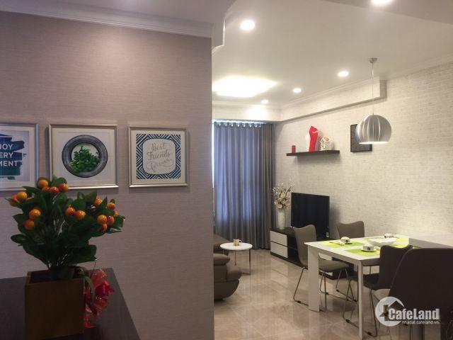 Cho thuê gấp căn Richstar 65m2, 2PN+2Wc View hồ bơi giá chỉ 9tr LH:0942096267