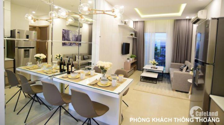 Sang nhượng căn 2pn 66m2 Carillon Tân Phú - 2.05 tỷ VAT- sắp nhận nhà