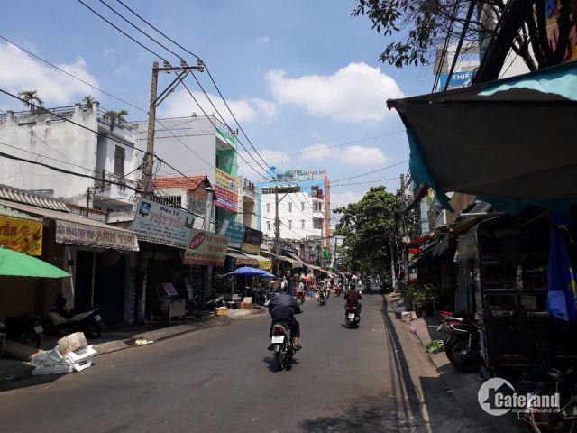Nhà MTKD Nguyễn Súy (P Tân Quý) Q Tân Phú, 4x27m, Nhà  1 Lầu, Giá 12 tỷ TL.