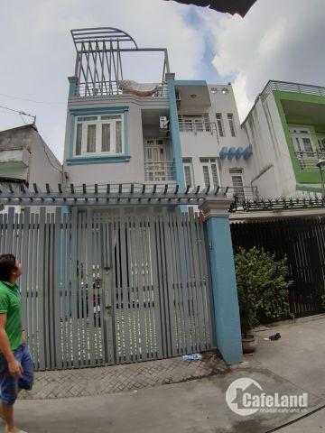 Bán nhà / Gò Dầu P,Tân Quý Q,Tân Phú DT 4x17(Nở hậu 4,06) 2 lầu giá 6,3 tỷ TL LH 0379049209