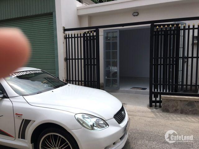 Bán nhà đẹp trung tâm Thủ Đức- Linh Tây, gần trường ĐH Ngân Hàng, chỉ 3ty250 mới xd hẽm xe hơi, cách PVĐ 8m