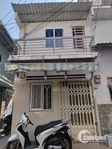 Chính chủ bán nhà 1 Sẹc,Hẻm rộng 4m giá cực rẻ khu Bình Triiệu-PVĐ.2 mặt tiền.1TR 1L.HH 2%