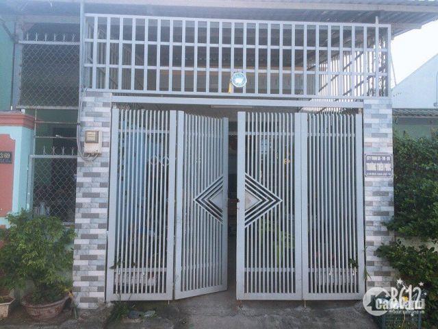 Bán nhà đường số 8. Phường Linh Xuân. Quận Thủ Đức