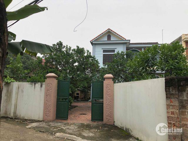 Cần bán nhà gấp tại Đường Lâm - Sơn Tây - Hà Nội