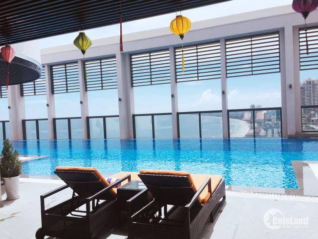 Chuyển nhượng căn hộ Alphanam Luxury Apartment, Đà Nẵng 1 & 2 phòng ngủ view biển - 0906427387