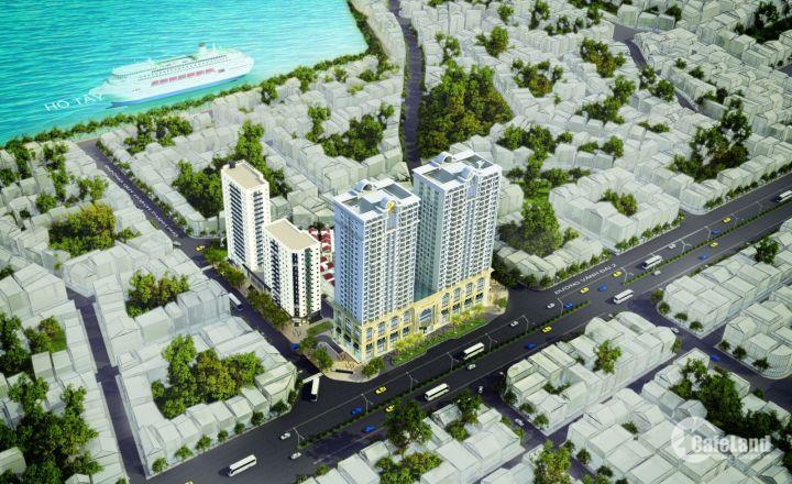 Bán căn hộ chung cư cao cấp, diện tích 85m2, giá 2,6 tỷ (bao VAT), HTLS 0%. LH: 0911471295
