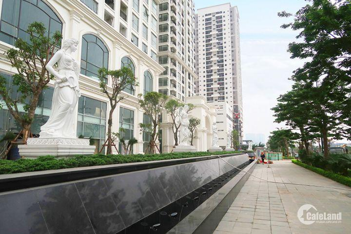 căn 2PN 82m2 tầng 24 view sông Hồng - Cầu Nhật Tân cuối cùng tại Sunshine Riverside, Full NT, HTLS 70%/Ls 0%