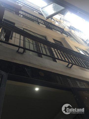 Bán căn chung cư Mini 62m xây mới 6 tầng với 1 phòng để xe và 11 phòng cho thuê