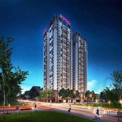 Căn hộ 2 ngủ quận Thanh Xuân giá chỉ 28.5tr/m2 , ký ngay HĐMB chỉ cần 20% GTCH