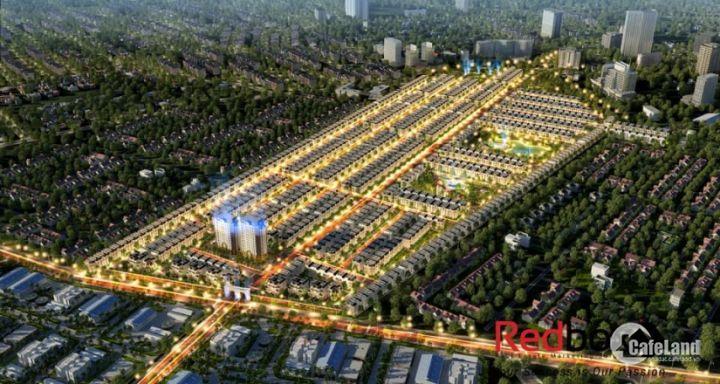 Siêu dự án mới sắp mở bán vào đầu T6 tại TT kinh tế mới Bàu Bàng, Bình Dương.