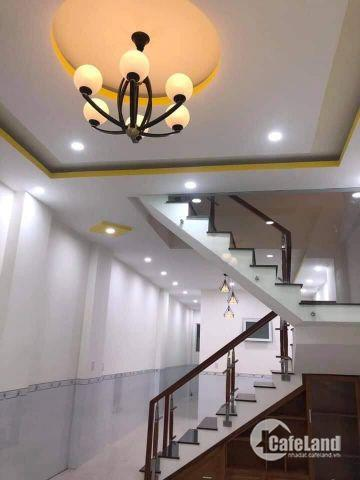 Bán nhà ngay UBND Bình Chuẩn 1trệt 1lầu 80m2 đường 7m, 2p ngủ giá 880tr.