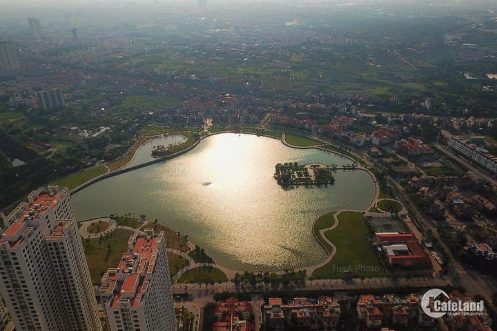 Căn hộ số 02 tầng đẹp toà nhà A7 chung cư An Bình City View hồ điều hoà