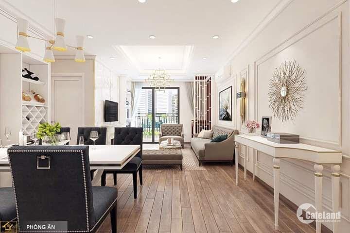 Bán căn hộ 3PN chung cư The Sun Mễ Trì giá chỉ 2,7 tỷ/căn