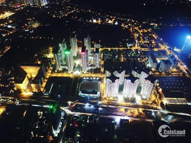 Căn hộ 2 phòng ngủ tầng cao view rộng giá rẻ tại An Bình City