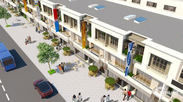 Nhà phố thương thương mại Centa City ( Shophouse ) – Giá rẻ chỉ bằng căn nhà liền kề?