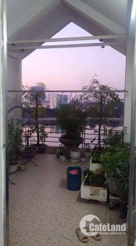 Siêu thoáng  nhà mặt Hồ Rùa, Thanh Xuân, 48m2, 5 tầng, 7.9 tỷ, kinh doanh, ở, văn phòng.