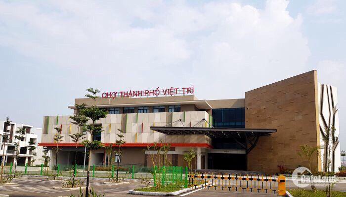 Bán nhà 4 tầng cạnh Vincom Việt Trì –đã có sổ đỏ LH: 0975676534