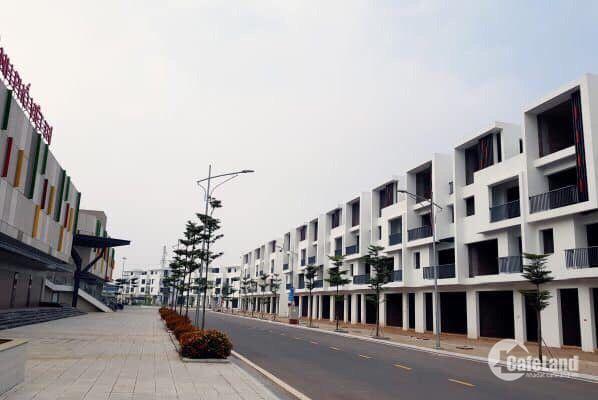 Bán nhà phố thương mại kinh doanh tại trung tâm TP VIệt Trì, đã có sổ đỏ