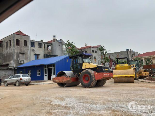 Chính thức nhận đặt chỗ thiện chí dự án Việt Yên Lakeside City