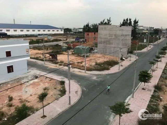 Cần bán đất khu Bình Lợi,gần trường học,bệnh viện , DT 5x20m, giá thương lượng - LH Cường 0902236311