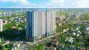 Cho thuê lại căn hộ Amber Riverside diện tích 156m2 4 PN.