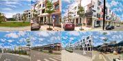 Bán nhà liền kề sau KS Mường Thanh -đã có sổ đỏ từng lô , trung tâm TP
