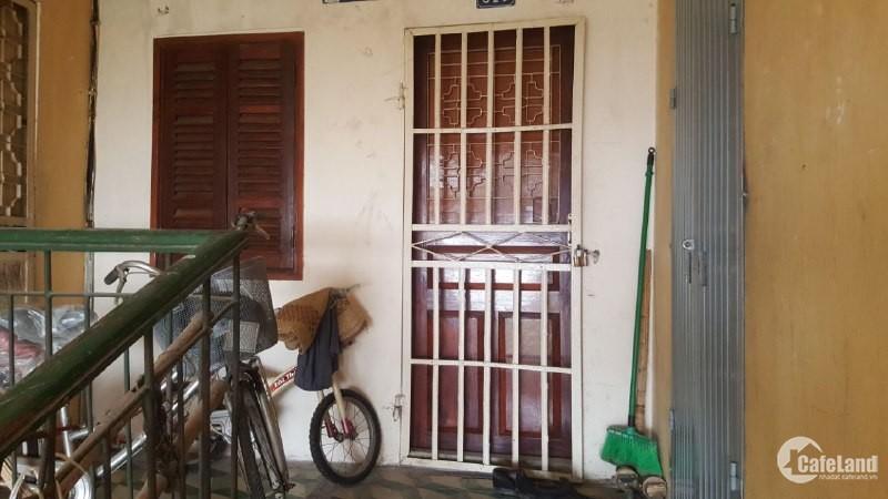 Cần Bán Nhà Tập Thể Tầng 5 Khu K Thành Công, Ba Đình, HN