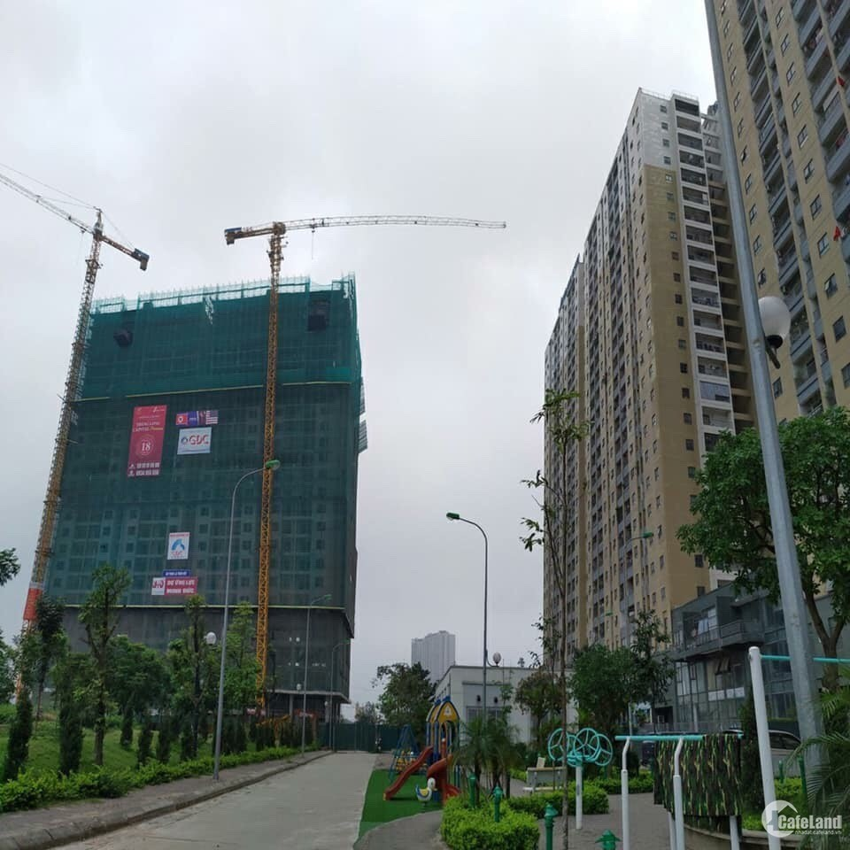 Chỉ 1.267 TỶ sở hữu căn Đông tứ mệnh 2PN, 62m2 Thăng Long Capital sắp cất nóc LH 0972461892