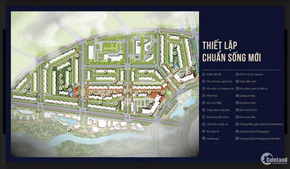 BÁN SHOPHOUSE PHỐ ĐI BỘ SWANBAY ZONE 6 HÒN ĐẢO ĐẠI PHƯỚC 0909350622 Ms.Linh