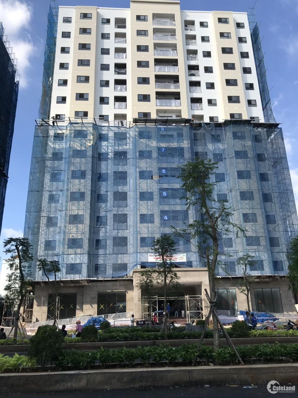 Bán CH 72m2 Raemian Đông Thuận Q12, giá 100% CĐT chỉ 2,35 tỷ