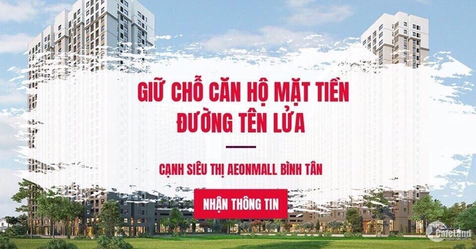 AIO CITY - TẬP ĐOÀN HOA LÂM - NHẬN BOOKING 50TR/CĂN - SẮP MỞ BÁN