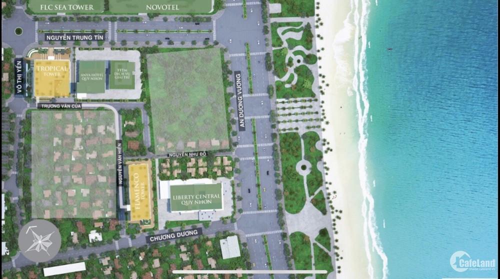 Bán căn hộ Condote Quy Nhơn Melody nằm giữa lòng thành phố biển với giá 1.650 tỷ