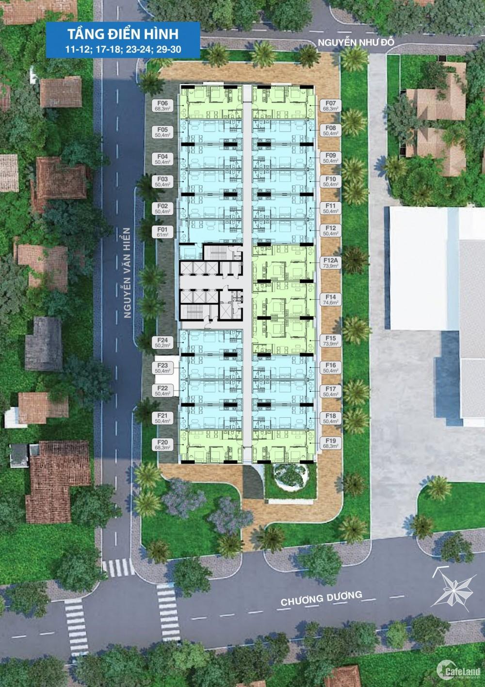 Sở hữu căn hộ giữa lòng thành phố biển Quy Nhơn với 300tr, ngân hàng hỗ trợ 70%.