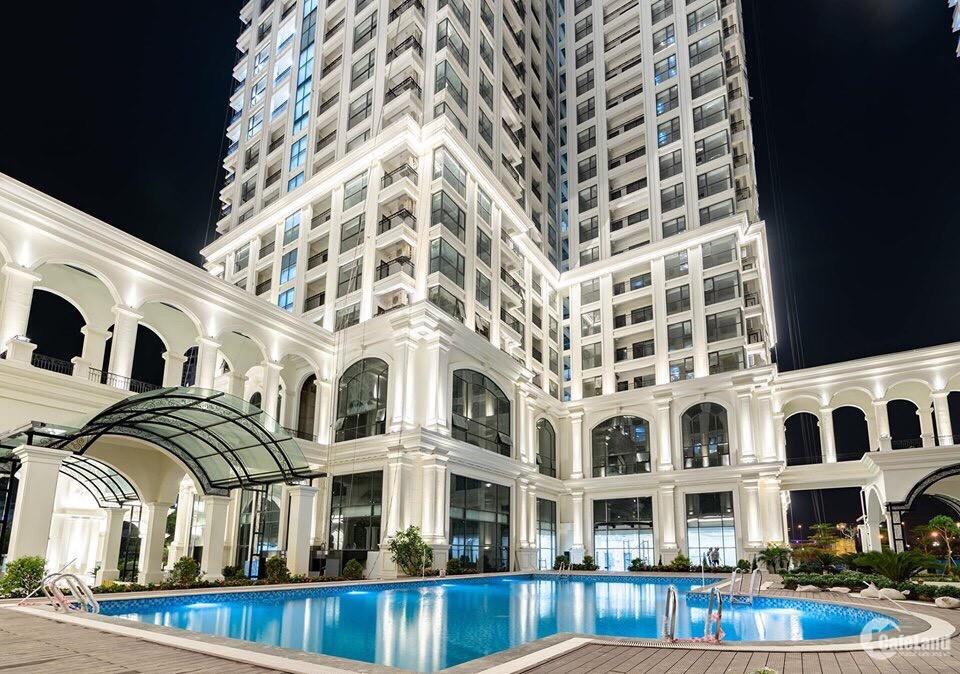 Căn góc 3PN 90m2 view bể bơi siêu đẹp, 3.3 tỷ, HTLS 0%/ quý I/2020