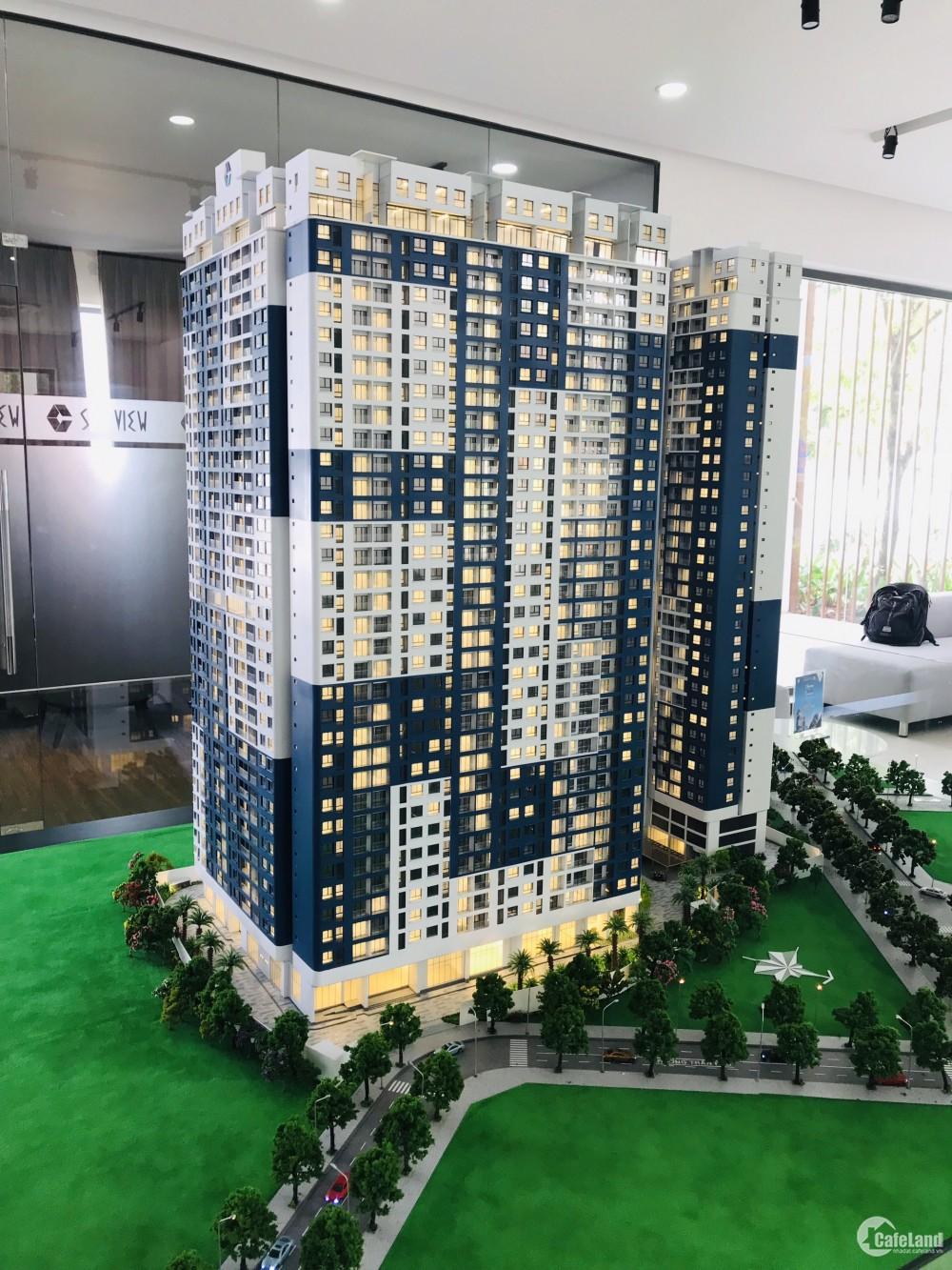 Chính thức mở bán căn hộ C-Sky View Chánh Nghĩa Quốc Cường, chỉ 1,6 tỷ/căn Full nội thất cao cấp