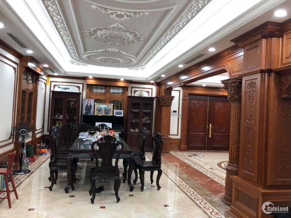 Bán siêu Biệt Thự phố Trung Kính phường Yên Hòa quận Cầu giấy thành phố Hà nội.