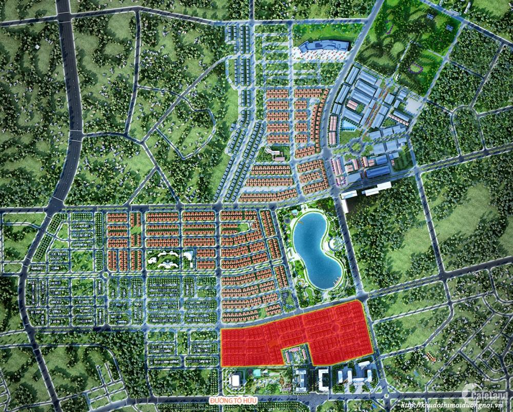 Mua An Khang Villa tháng 6 tặng tiền mặt lên tới 1,9 tỷ, DT 189m2 LH: 091666735