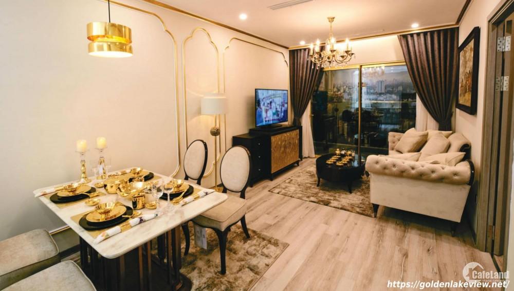 Hanoi Golden Lake B7 Giảng Võ khách sạn Dát Vàng đầu tiên tại Hà Nội