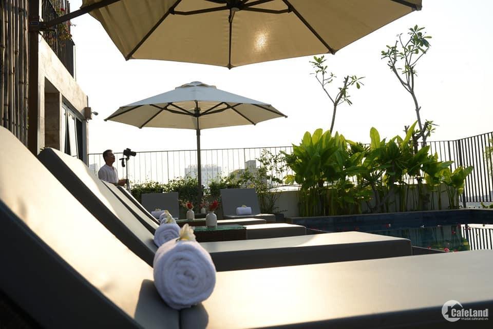 Bán lại khách sạn đang kinh doanh tốt tại Đà Nẵng