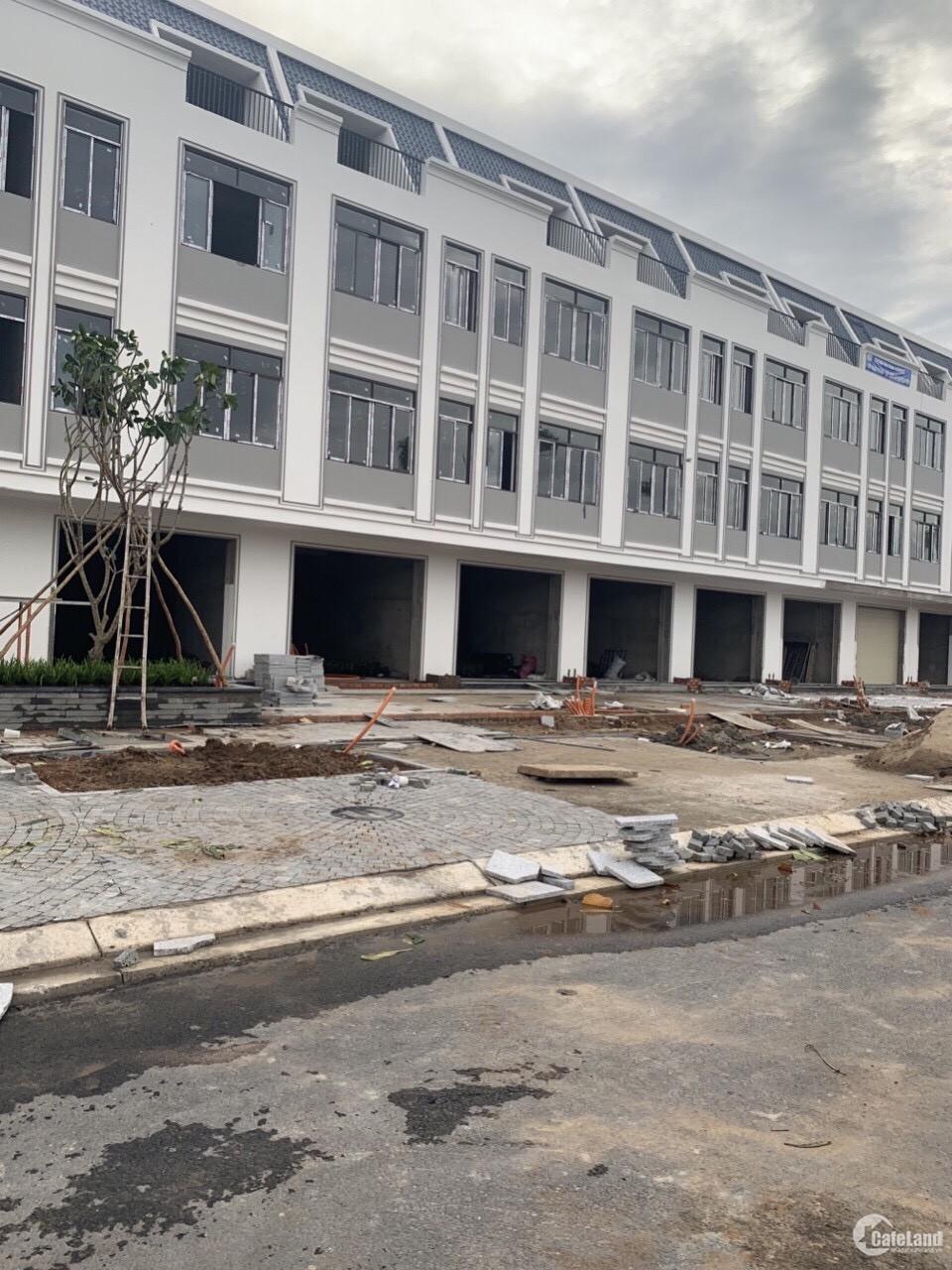 Mở bán shop house nhà phố thương mại dự án Bình Dương Garden.