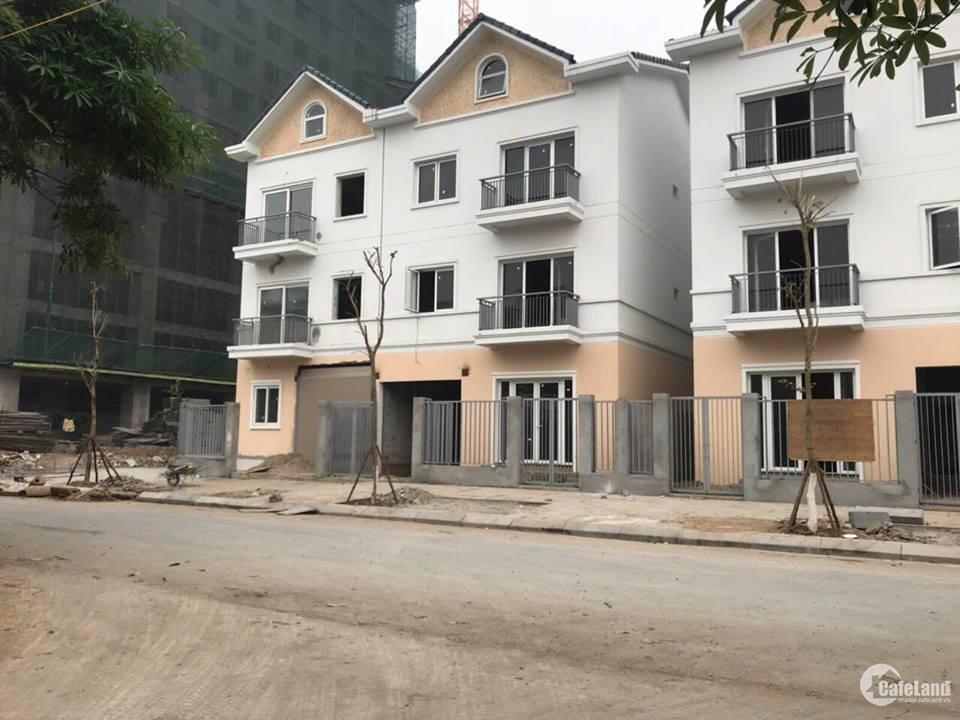 Chính chủ cần bán căn bt 135m2 Eurowindow River Park , mặt ngoài đường to rộng