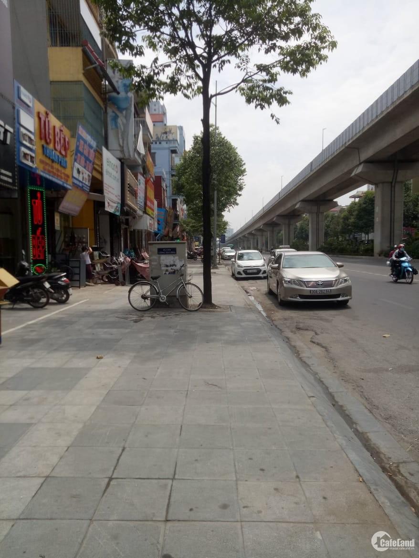 Bán nhà Hà Đông. Siêu phẩm mặt phố Quang Trung. Mặt tiền max rộng 7,2m. 94 m2. Giá sốc.