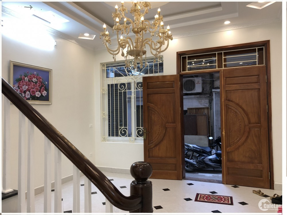 Bán nhà ngõ 120 Dương Văn Bé, Minh Khai xây mới 45m2x5T, sát Time City, cách phố 40m giá 2.65 tỷ